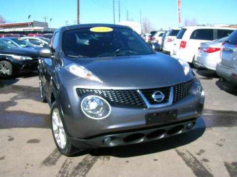 2012 Nissan JUKE for sale at Avalanche Auto Sales in Denver CO