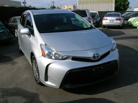 2015 Toyota Prius v for sale at Avalanche Auto Sales in Denver CO