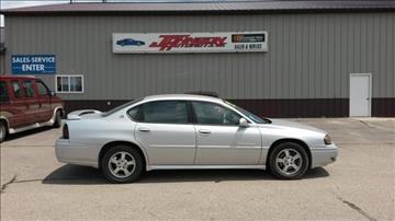 2004 Chevrolet Impala for sale in Milbank, SD