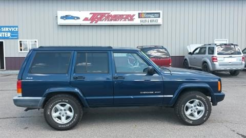 2001 Jeep Cherokee for sale in Milbank, SD