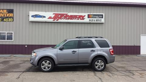2008 Ford Escape for sale in Milbank, SD
