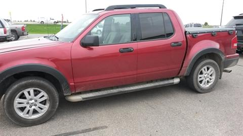 2008 Ford Explorer Sport Trac for sale in Milbank, SD