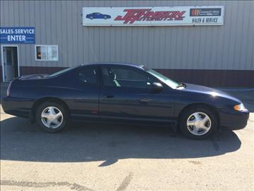 2000 Chevrolet Monte Carlo for sale in Milbank, SD