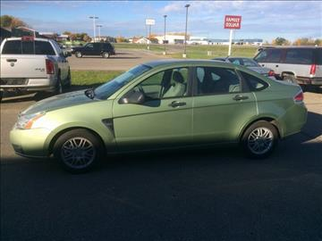 2008 Ford Focus for sale in Milbank, SD