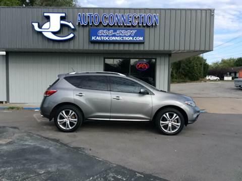 2011 Nissan Murano for sale in Jefferson City, MO