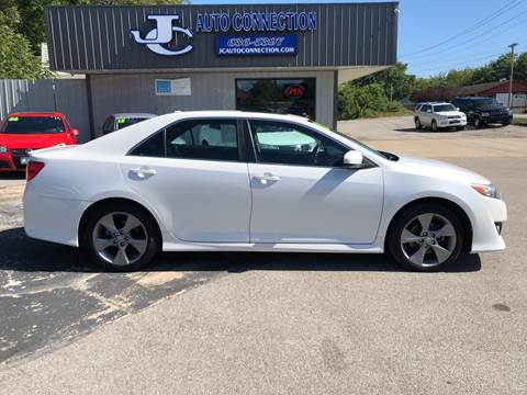 2012 Toyota Camry for sale in Jefferson City, MO