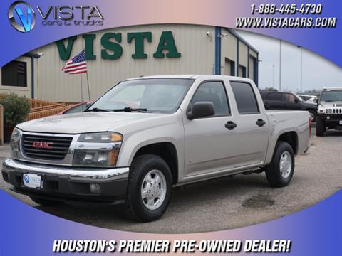 2006 GMC Canyon for sale in Houston, TX