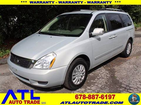 2012 Kia Sedona for sale in Stone Mountain, GA