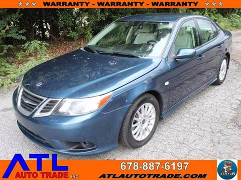 2008 Saab 9-3 for sale in Stone Mountain, GA