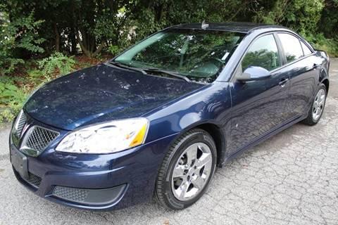 2009 Pontiac G6 for sale in Stone Mountain, GA
