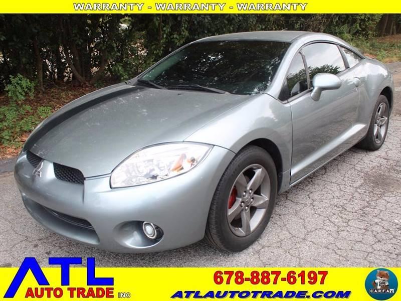 2008 Mitsubishi Eclipse For Sale At ATL Auto Trade, Inc. In Stone Mountain  GA