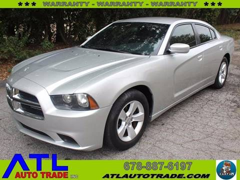 2012 Dodge Charger for sale in Stone Mountain, GA