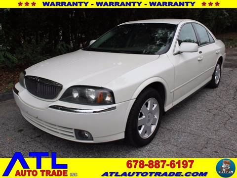 2004 Lincoln LS for sale in Stone Mountain, GA