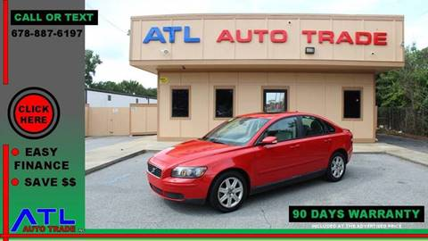 2006 Volvo S40 for sale at ATL Auto Trade, Inc. in Stone Mountain GA