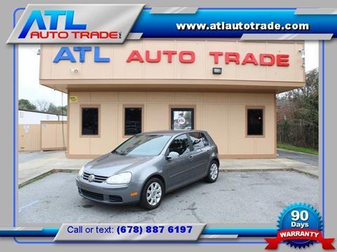 Used Car Dealerships In Atlanta Ga >> 2007 Volkswagen Rabbit For Sale In Stone Mountain Ga