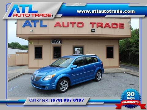 2007 Pontiac Vibe for sale in Stone Mountain, GA