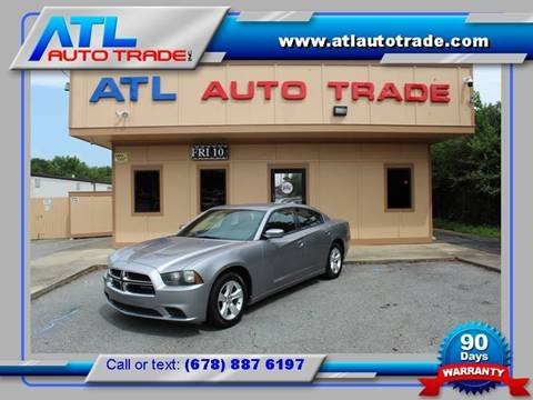 2014 Dodge Charger for sale in Stone Mountain, GA