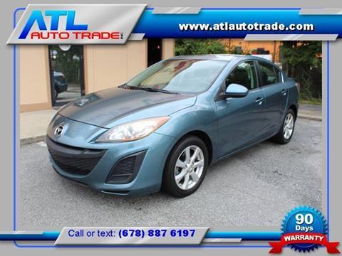 2011 Mazda MAZDA3 for sale at ATL Auto Trade, Inc. in Stone Mountain GA