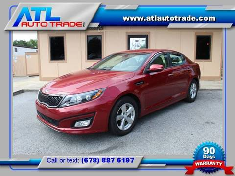 2015 Kia Optima for sale in Stone Mountain, GA