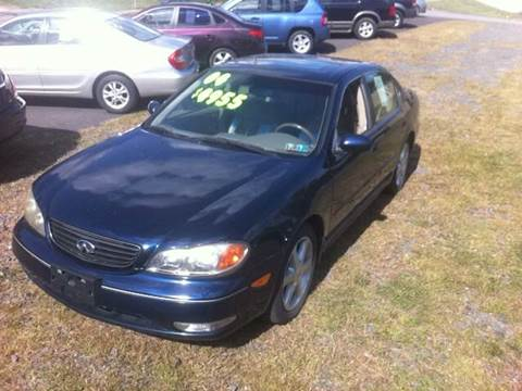 2004 Infiniti I35 for sale in Scranton, PA