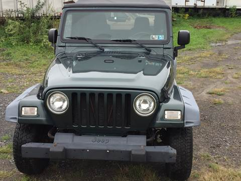 2004 Jeep Wrangler for sale in Scranton, PA