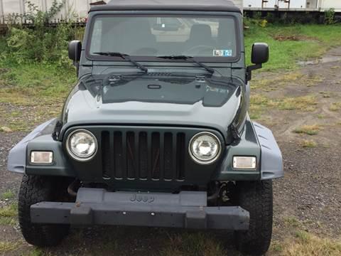 2004 Jeep Wrangler for sale in Scranton, PA
