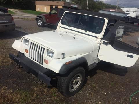 1987 Jeep Wrangler for sale in Scranton, PA