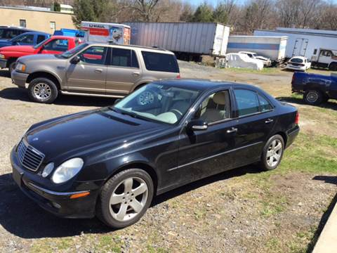 2004 Mercedes-Benz E-Class for sale in Scranton, PA
