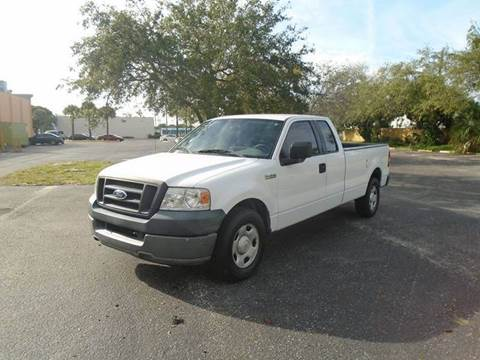 2005 Ford F-150 for sale in Fort Lauderdale, FL