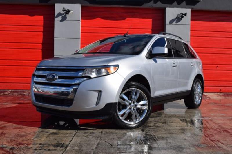 Ford Edge For Sale At Bank Repo Liquidators Usa In Miami Gardens Fl
