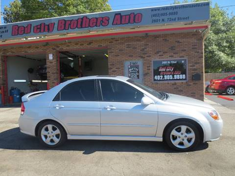 2007 Kia Spectra for sale in Omaha, NE