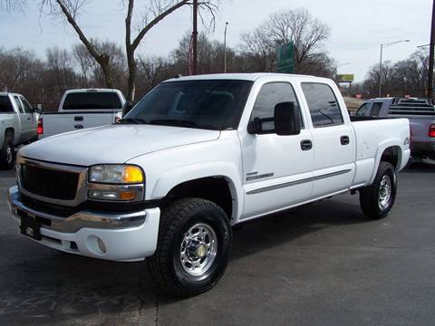 2006 GMC Sierra 2500HD for sale in Joliet, IL