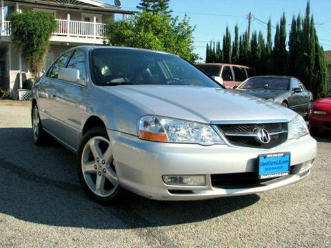 2003 Acura TL for sale at Used Cars Los Angeles in Los Angeles CA