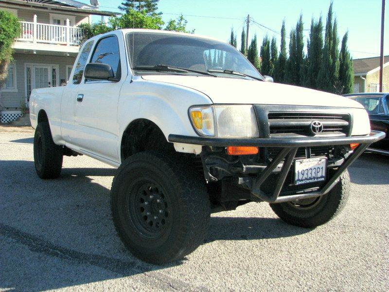 1999 Toyota Tacoma Prerunner 2dr Extended Cab SB In Los Angeles CA ...