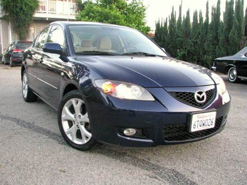 2009 Mazda MAZDA3 for sale at Used Cars Los Angeles in Los Angeles CA