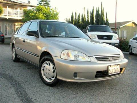 2000 Honda Civic for sale at Used Cars Los Angeles in Los Angeles CA