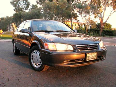 2001 Toyota Camry for sale at Used Cars Los Angeles in Los Angeles CA