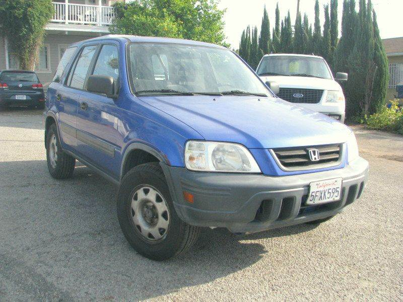 2001 Honda CR-V for sale at Used Cars Los Angeles in Los Angeles CA
