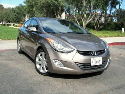 2012 Hyundai Elantra for sale in Los Angeles, CA