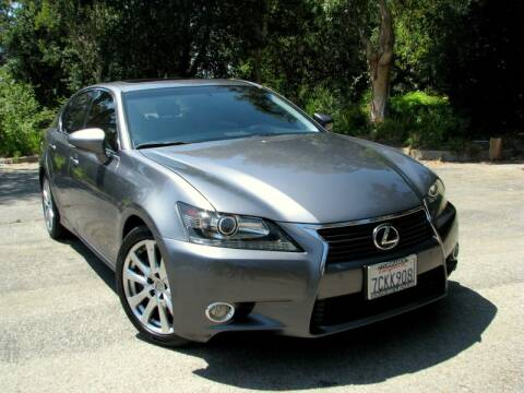 2013 Lexus GS 350 for sale at Used Cars Los Angeles in Los Angeles CA