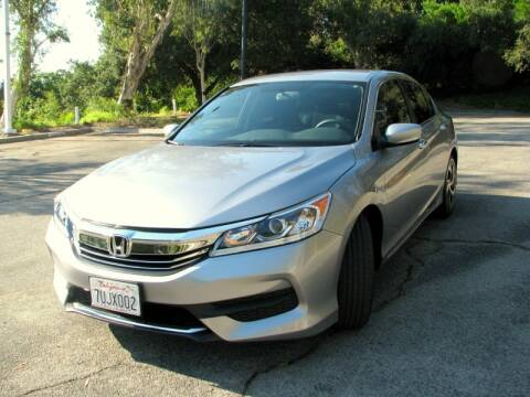 2017 Honda Accord for sale at Used Cars Los Angeles in Los Angeles CA