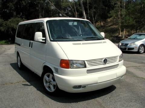 2003 Volkswagen EuroVan for sale at Used Cars Los Angeles in Los Angeles CA