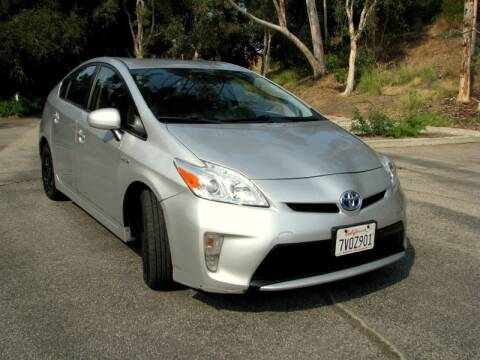 2013 Toyota Prius for sale at Used Cars Los Angeles in Los Angeles CA
