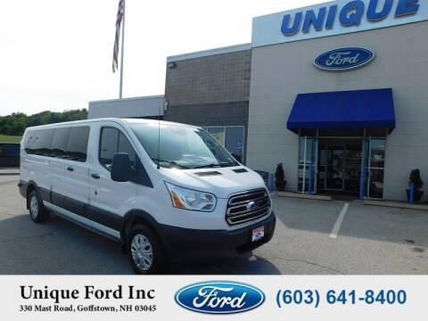 2015 Ford Transit Passenger for sale at Unique Motors of Chicopee - Unique Ford in Goffstown NH