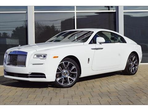 2019 Rolls-Royce Wraith for sale in Parsippany, NJ