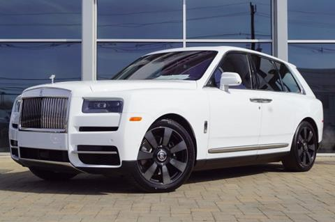 2019 Rolls-Royce Cullinan for sale in Parsippany, NJ
