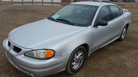 2004 Pontiac Grand Am for sale in Yankton, SD