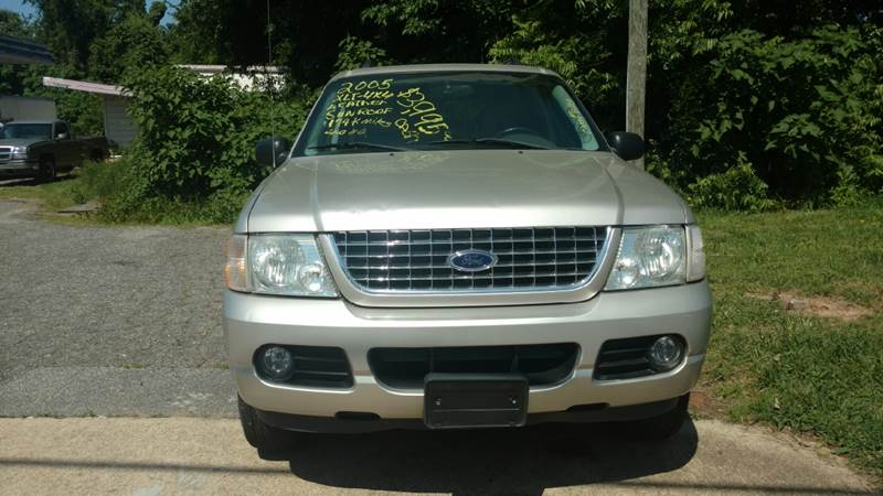 2005 Ford Explorer 4dr XLT 4WD SUV - Hickory NC