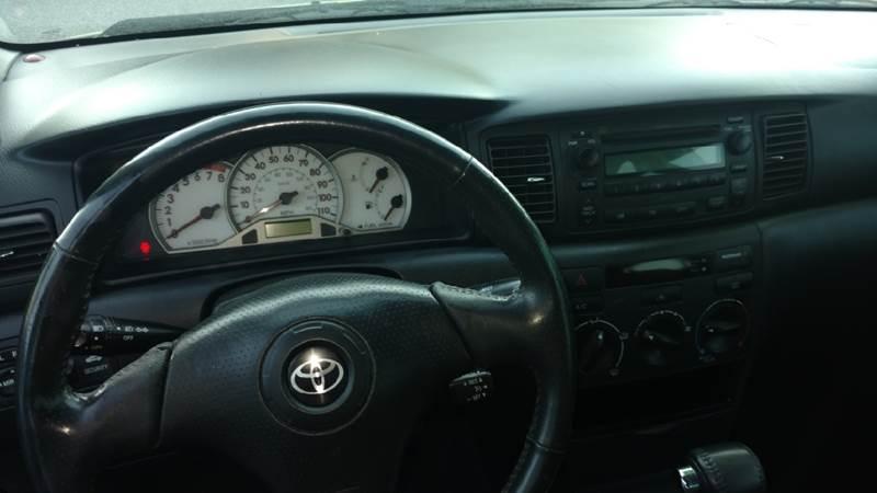 2006 Toyota Corolla S 4dr Sedan w/Automatic - Hickory NC