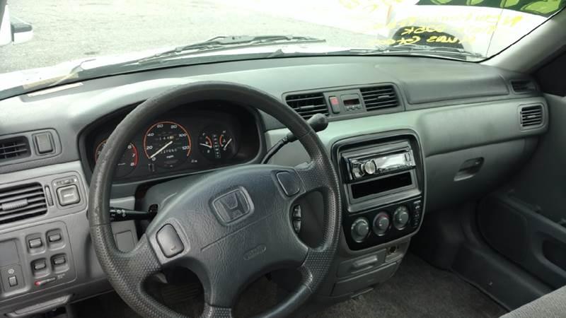1998 Honda CR-V AWD LX 4dr SUV - Hickory NC
